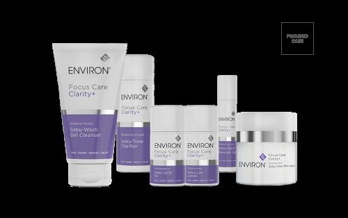 Environ Focus Care Clarity Range