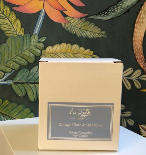 Eve Taylor Aromatherapy natural wax candles