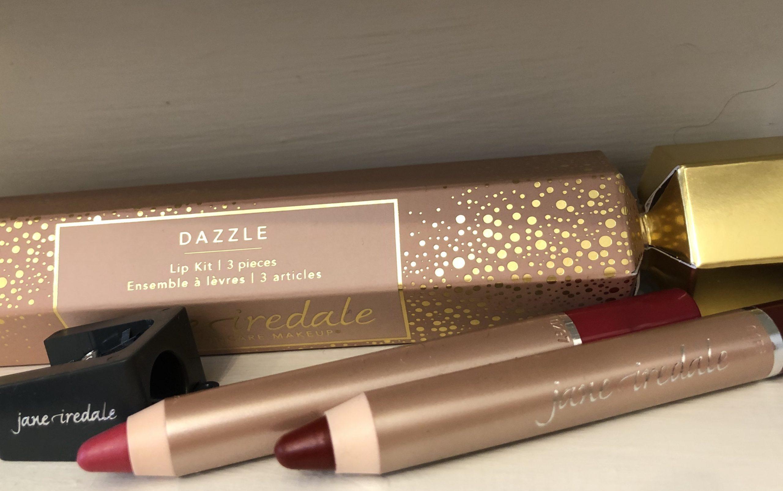 Jane Iredale Dazzle Lip Kit