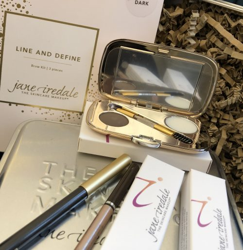 Jane Iredale Line and Define Brow Kits (Dark)