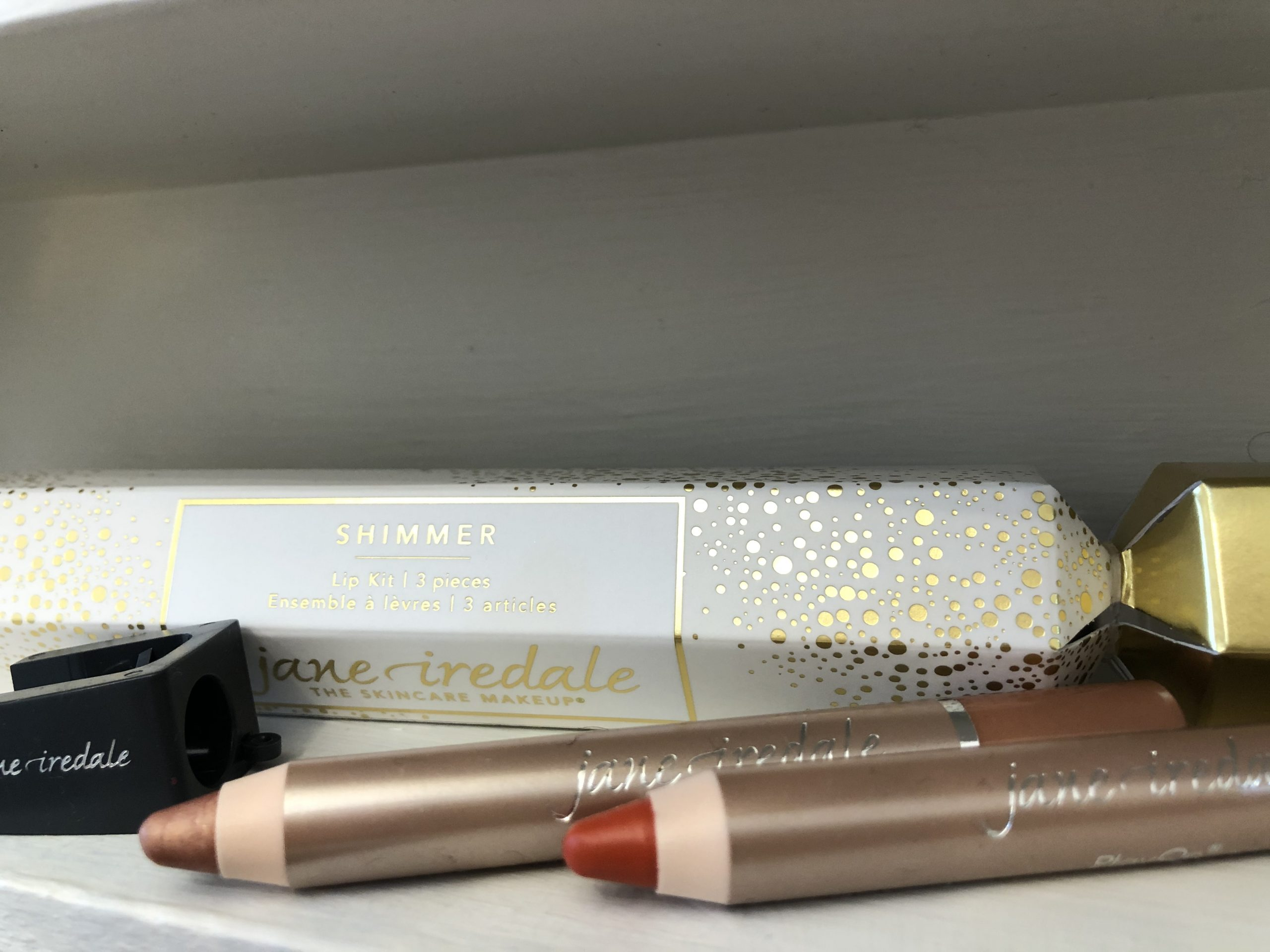 Jane Iredale Shimmer Lip Kit