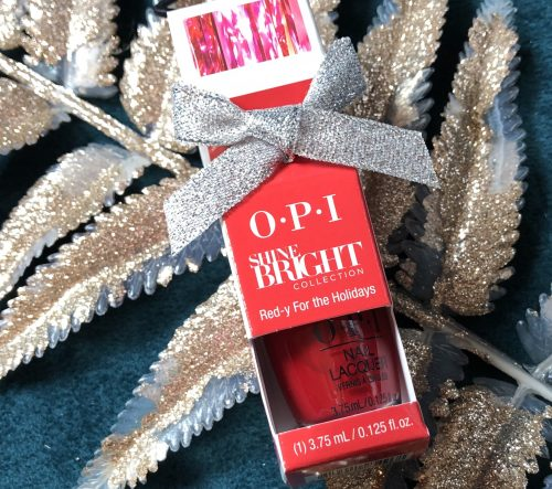 OPI NAIL POLISH Tree ornament