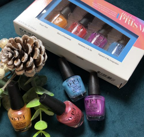 OPI Prism Kits 4 mini colours