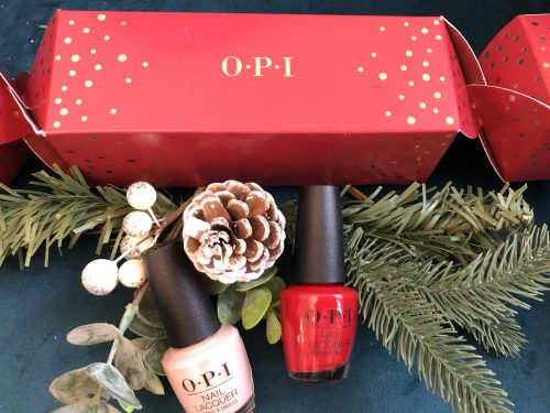 OPI best selling cracker