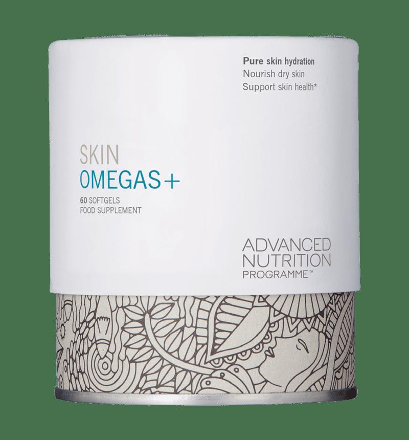 Skin Omegas+ 60 Softgels