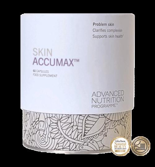 Skin Accumax - 180 capsules